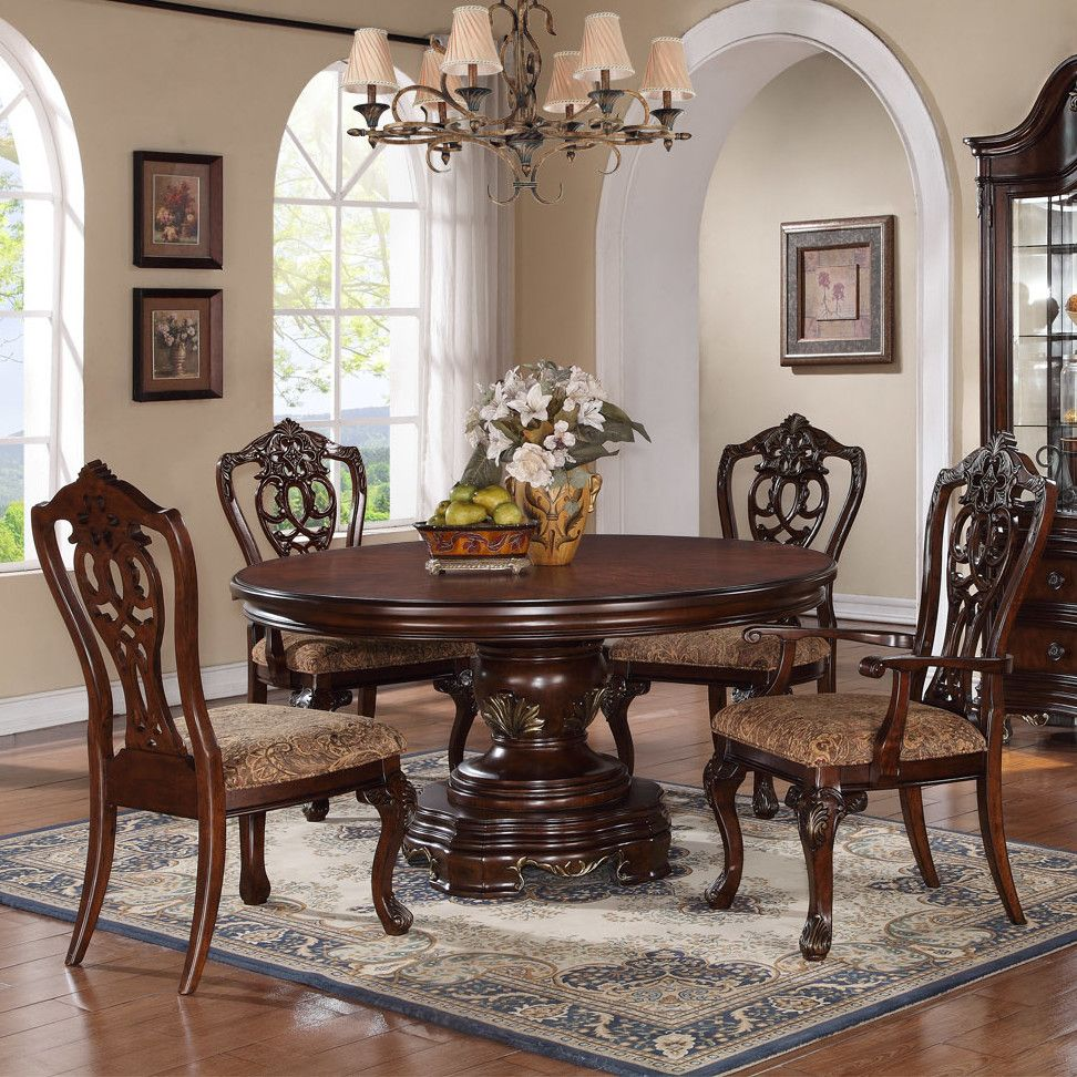 Avalon Furniture Acanthus Dining Table