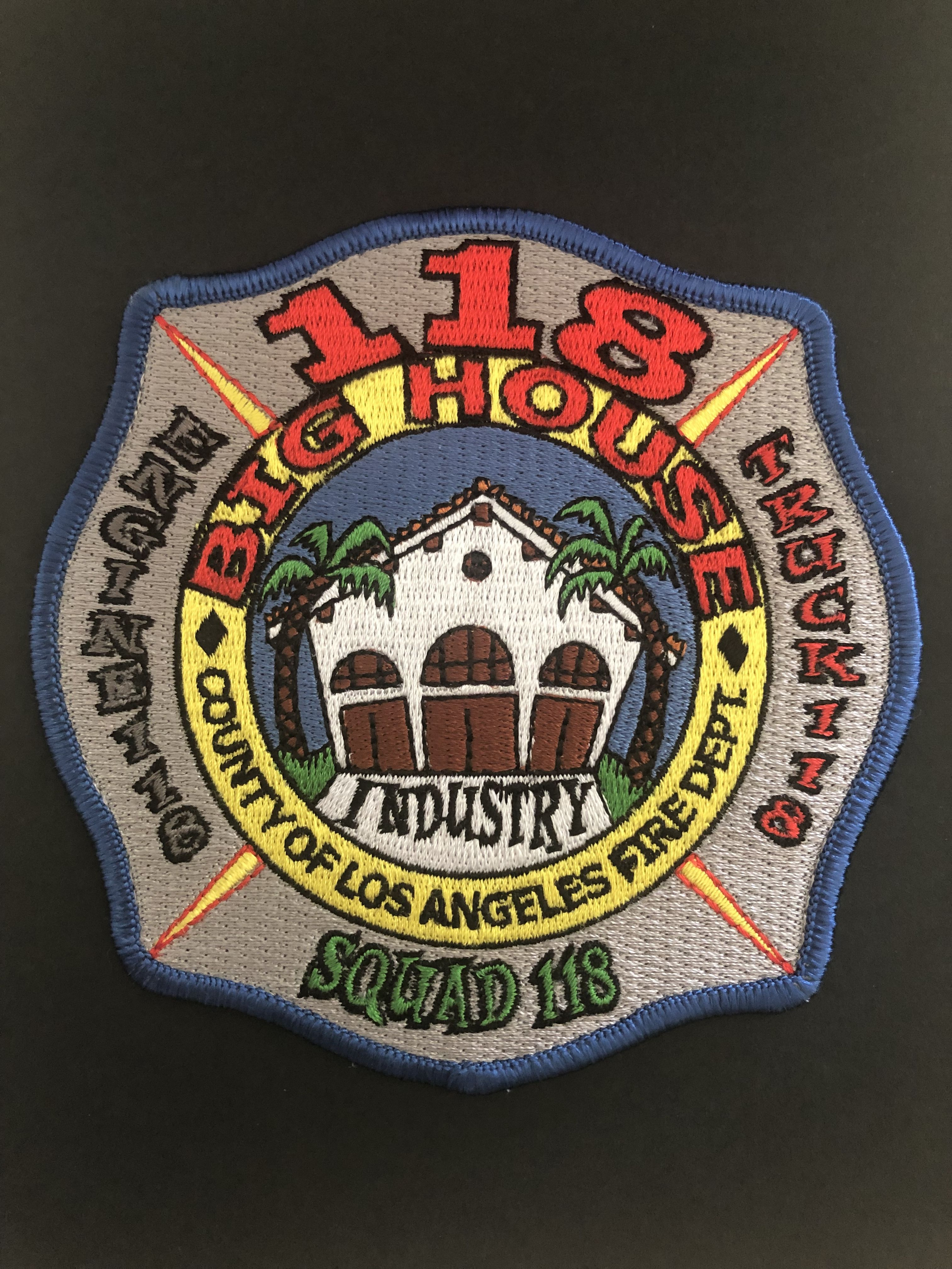Los Angeles County Fire Department Station 118 Fire Department Firefighter Fire Service