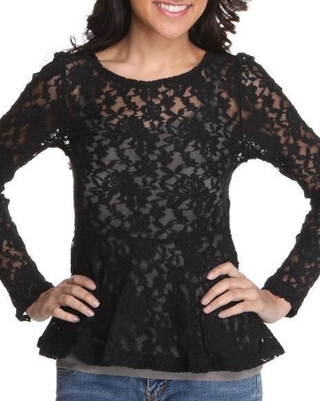 fashion Lab rose wall lace #top #blouse $11