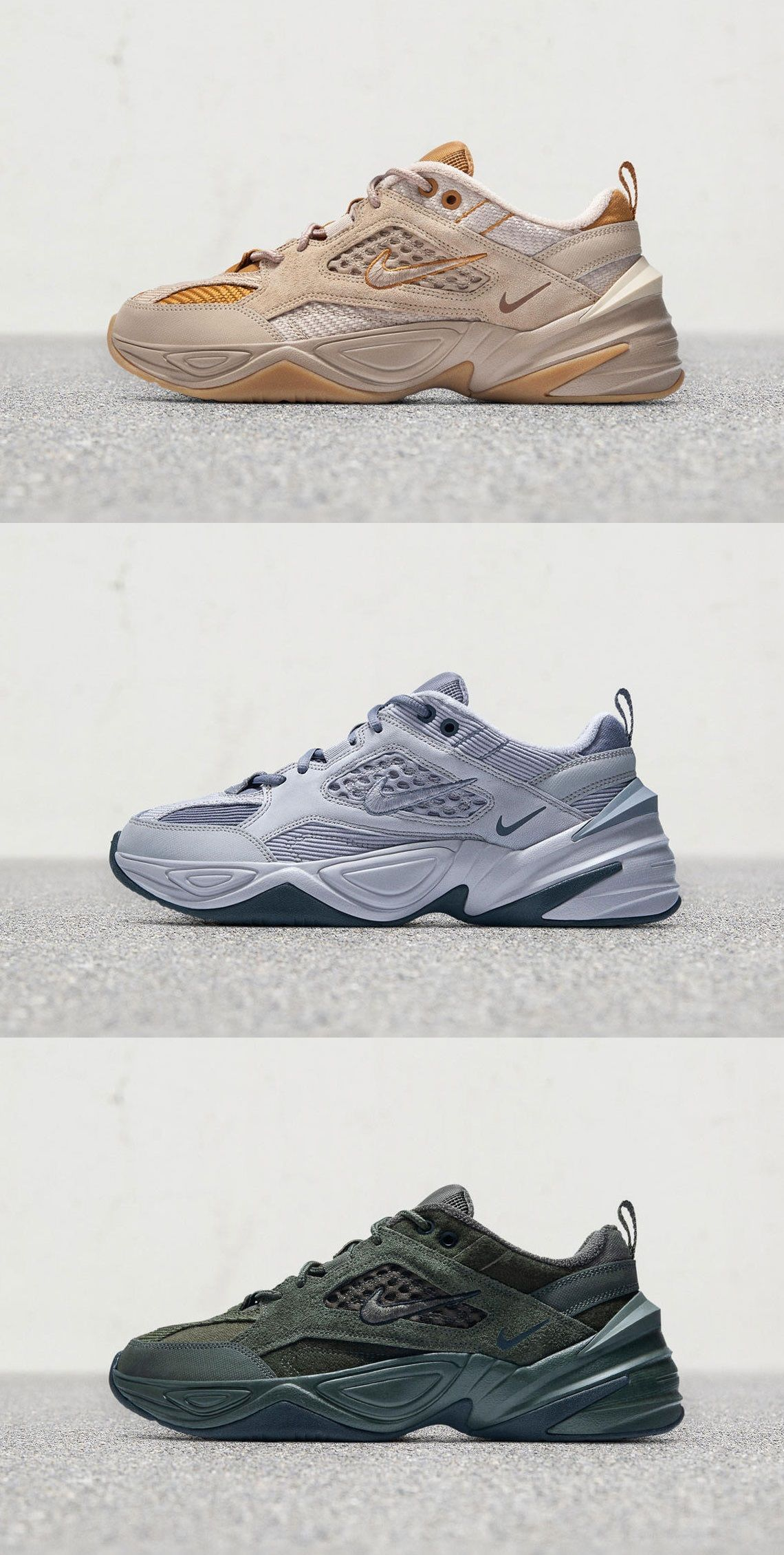 new style 15029 8fc4b Nike M2K Tekno   Sneakers in 2019   Sneakers, Nike, Adidas