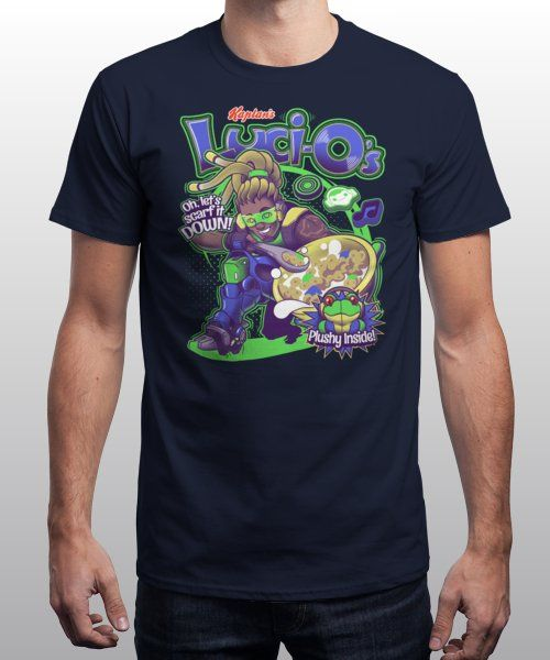 """""""Luci-O's"""" is today's £9/€11/$12 tee for 24 hours only on Pin this for a… 