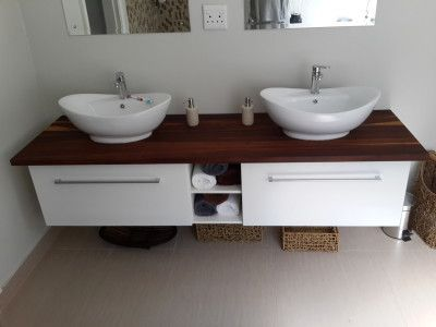 Bathroom Vanities Za floating bathroom vanity units http://www.woodworker.co.za/listing
