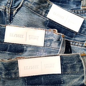 ◆RE/DONE RELAXED STRAIGHT DENIM  ¥38,000+TAX 待望のRE/DONEデニムコレクションが入荷致しました2014年にL.A.でローンチしたRE/DONEはリーバイス社も公式にリモデ