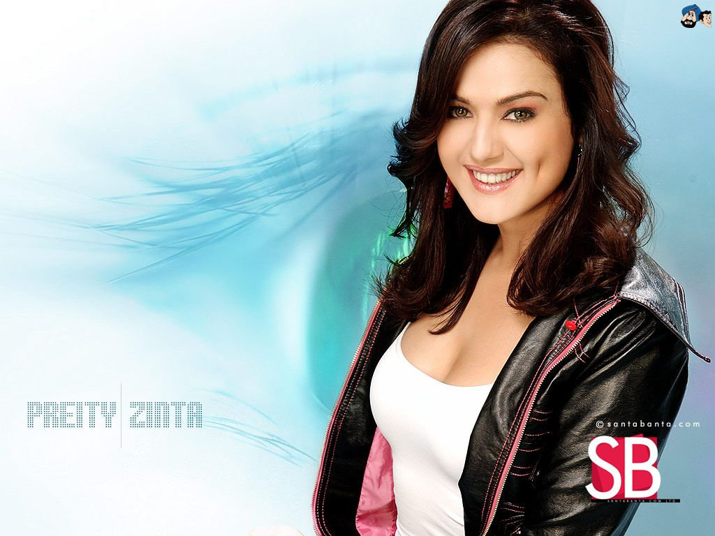 Preity Zinta 1024x768 Wallpaper 93