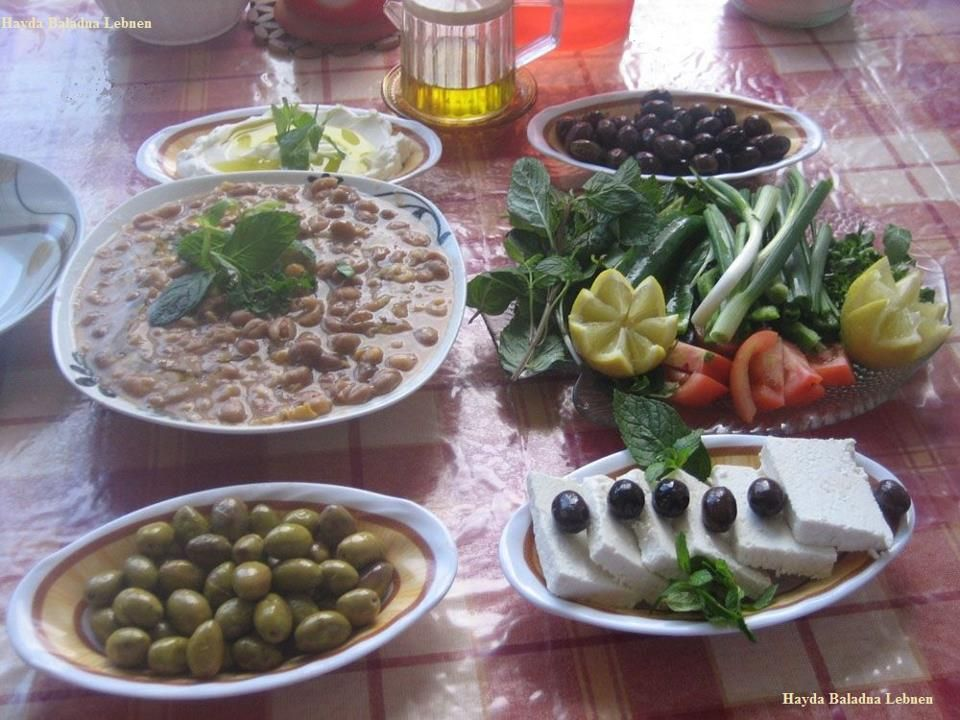 Lebanese breakfast middle eastern recipes pinterest for Assaf lebanese cuisine