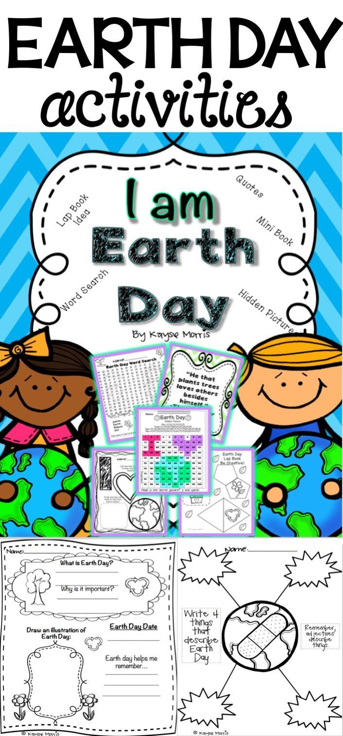 Earth Day Activities Earth Activities Earth Day Activities