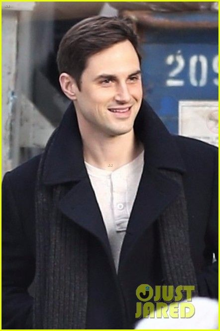 Colin O Donoghue Andrew J West Film Ouat In Vancouver With