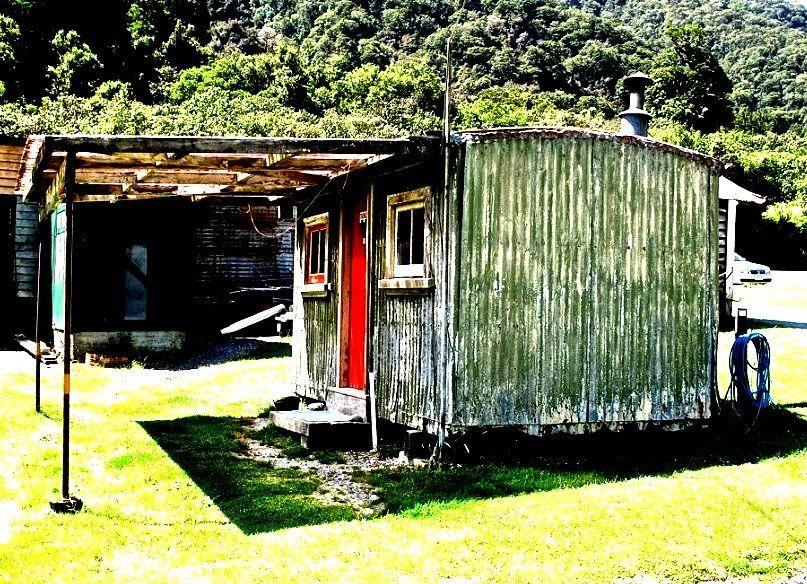 harveyjones-new-zealand-south-island-tiny-rustic-beach-cottages ...