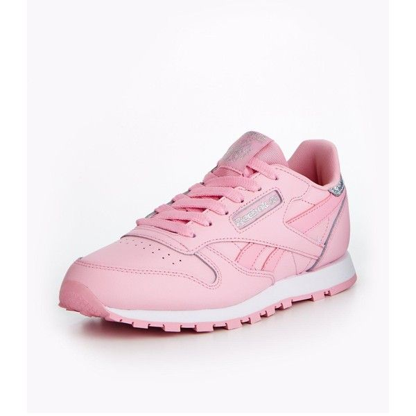 Reebok Reebok Classic Leather Pastel Junior Trainer ($47