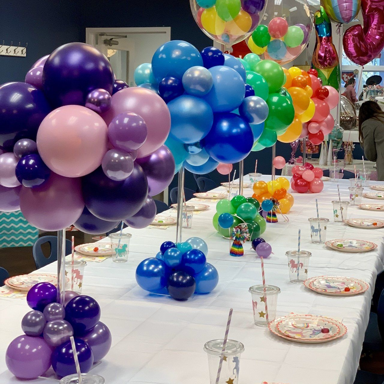 Pin By Krysti Mcmillion Harrigan On Birthdays Homemade Party Decorations Birthday Parties Birthday Decorations
