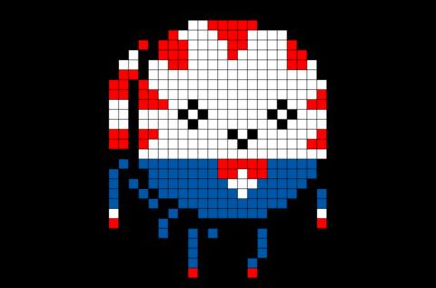Adventure Time Peppermint Butler Pixel Art Pixel Art 8