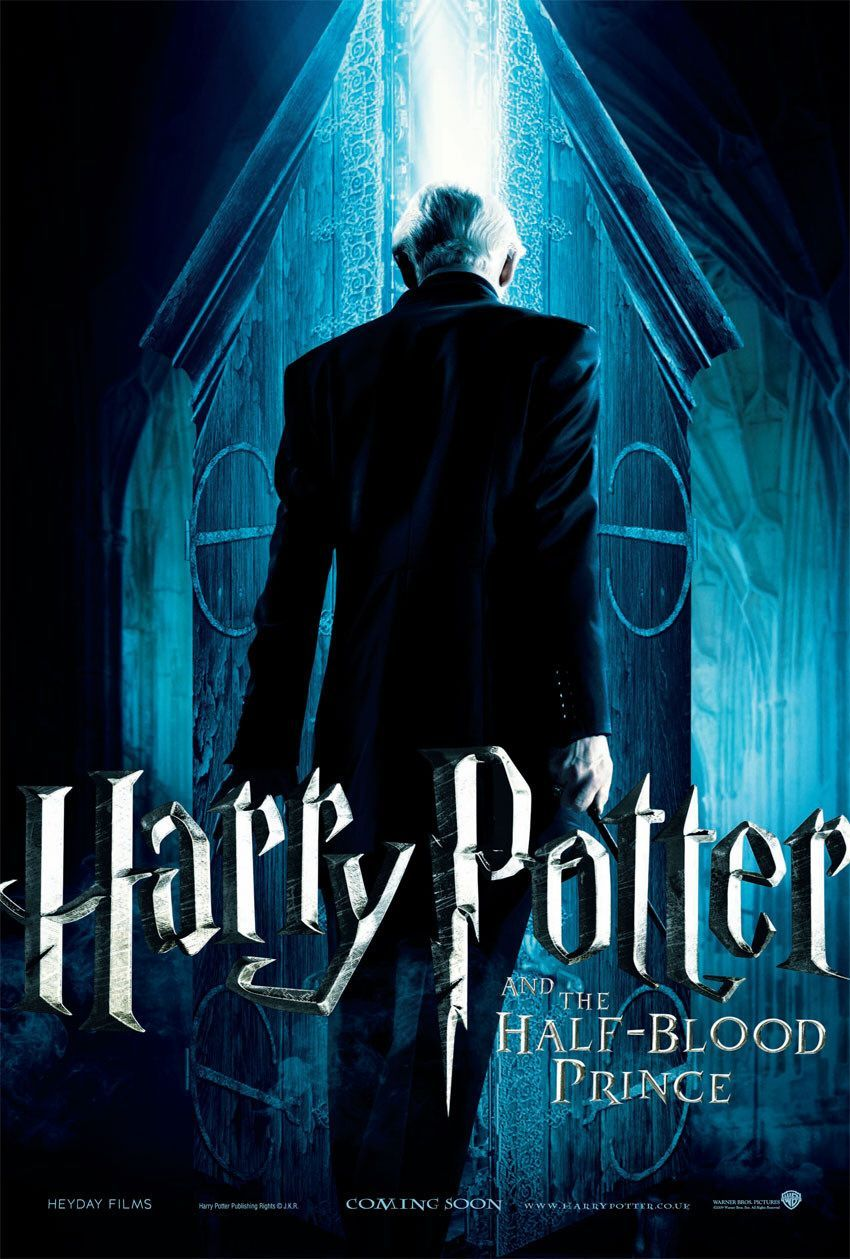Buy Harry Potter and the Half-Blood Prince Poster | Buy Movie & Hollywood  Posters | Posterduniya.com
