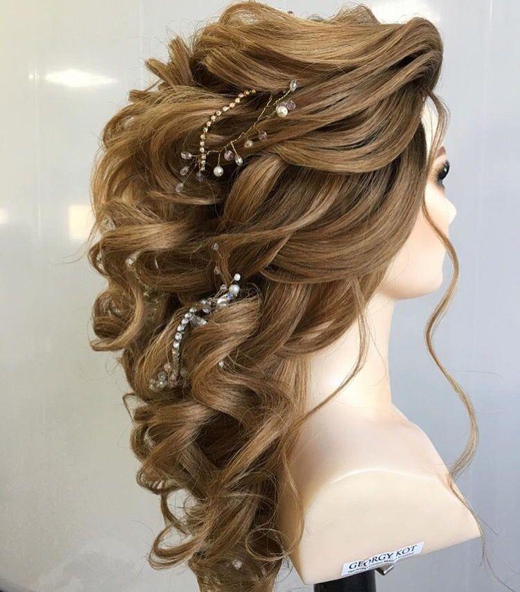 Prom Hair Hair Styles Matric Dance Hairstyles Long Hair Styles