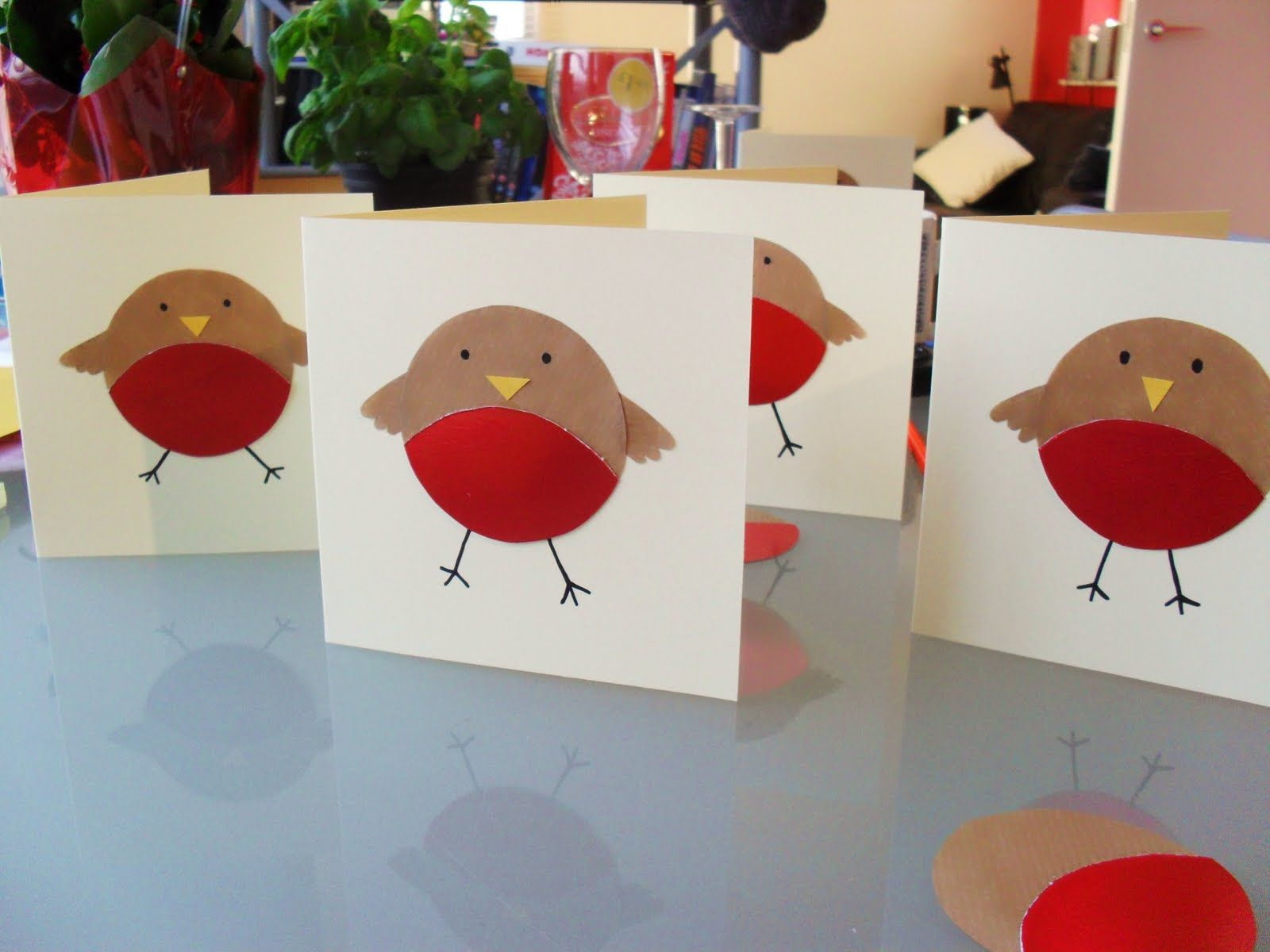 Image result for robin christmas cards to make | sara abai ...