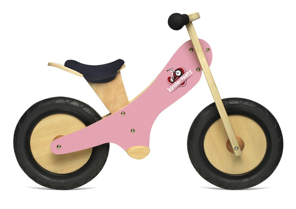 Kinderfeets Classic Chalkbord Balance Bikes Wooden Balance Bike Balance Bike Push Bikes