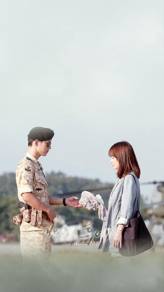 Hd Wallpaper Drama Korea Descendants Of The Sun Wallpaper