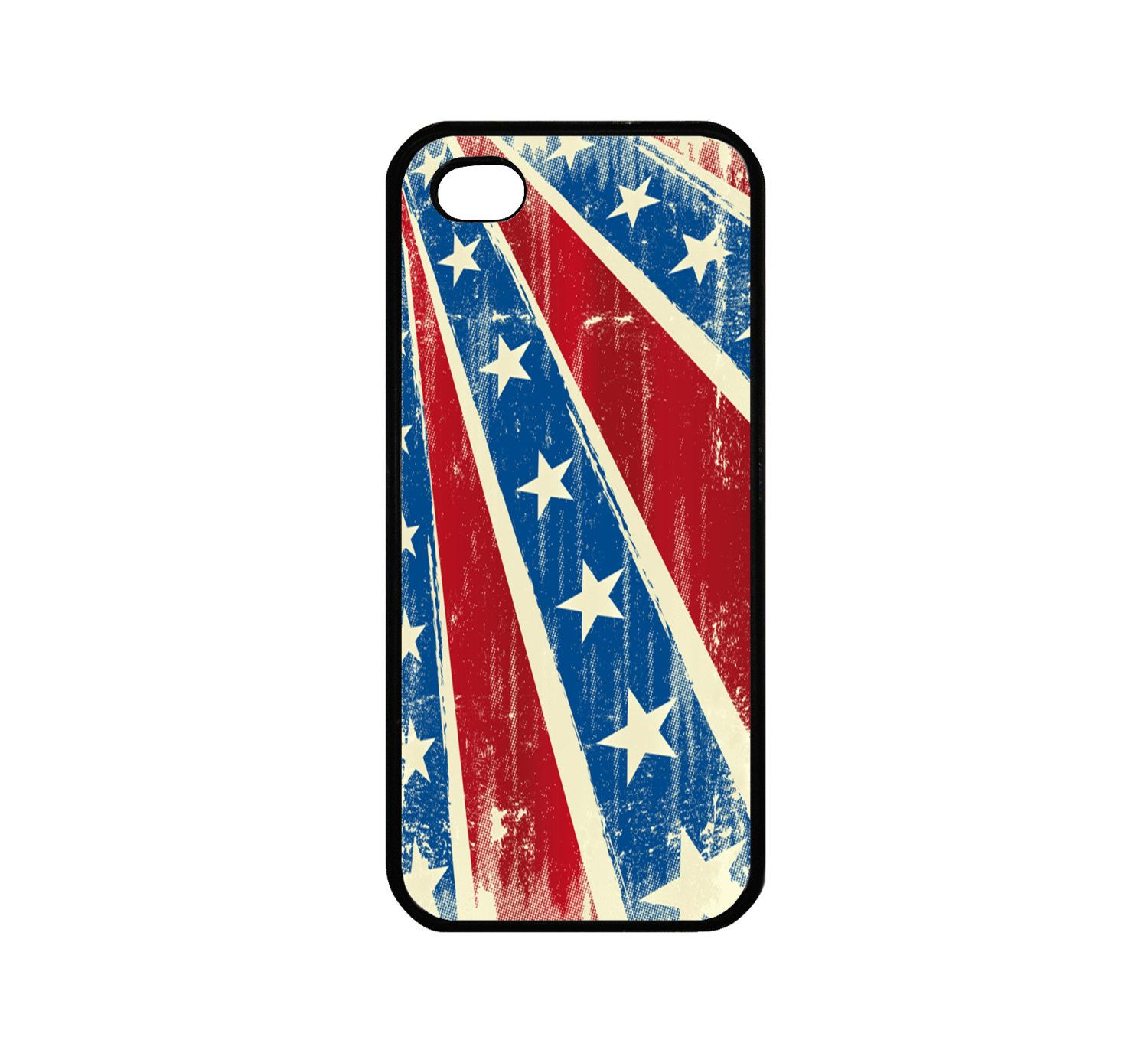 Protective Iphone 5 Case Confederate Banner 17 00 Via Etsy Iphone 5 Case Illustration Iphone Case Iphone 5