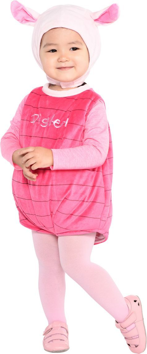 308e8f5d13d4 Baby Piglet Costume - Winnie the Pooh - Party City