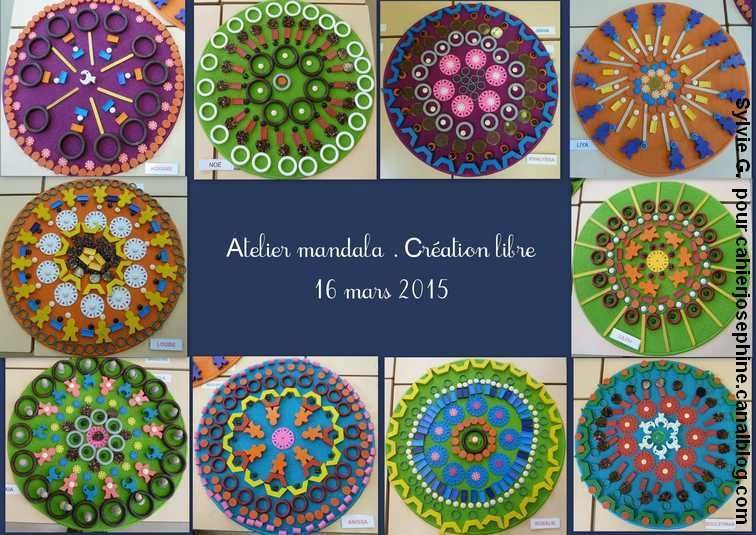 Mandalasylvieg id es pour ma classe pinterest for Decoration jardin maternelle