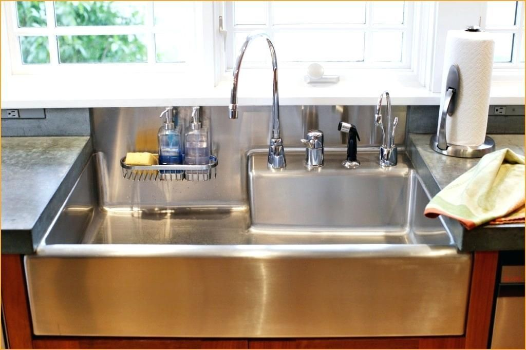 51 Top Farmhouse Sink Designs For Your Lovable Kitchen Living Room