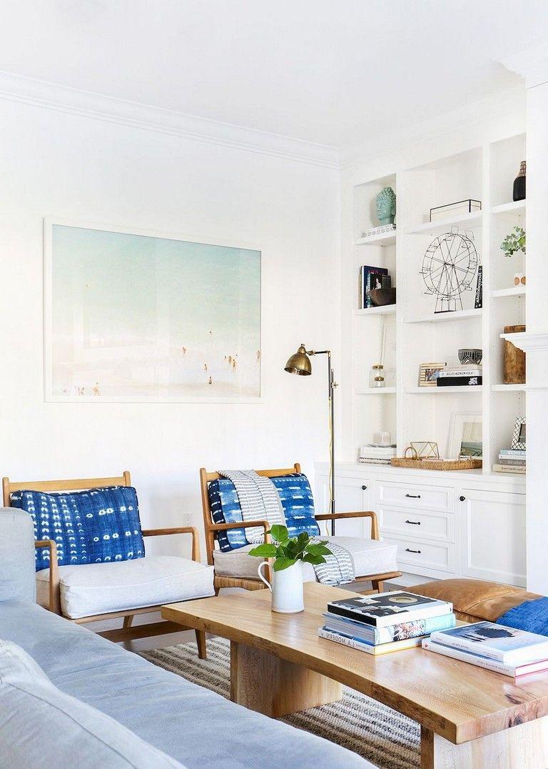 comfy modern bohemian living room decor and furniture ideas