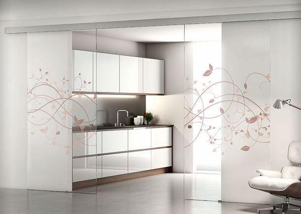 puertas interiores cristal | Mio | Pinterest | Puertas interiores ...