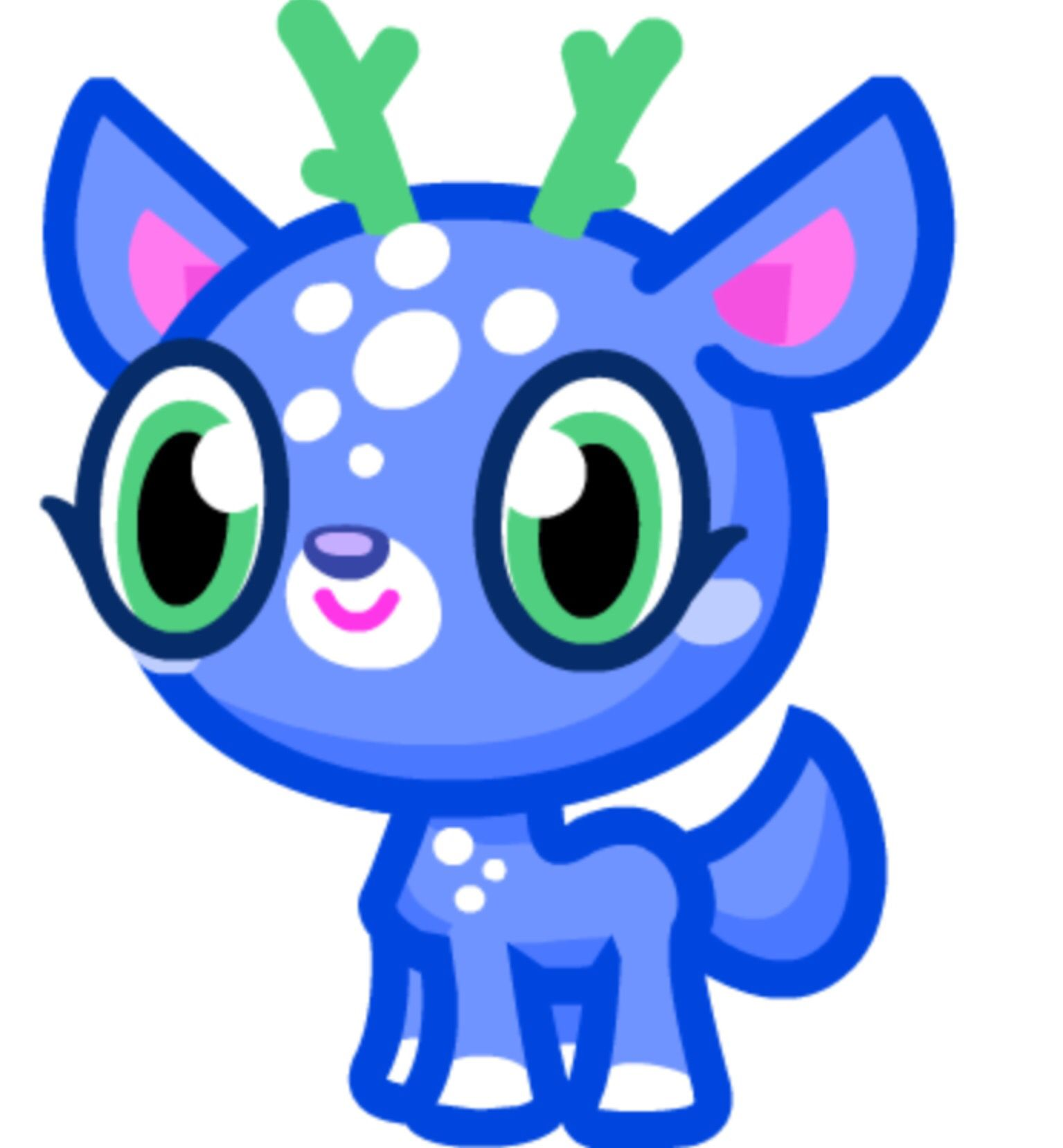 Coloring Pages Moshi Monsters