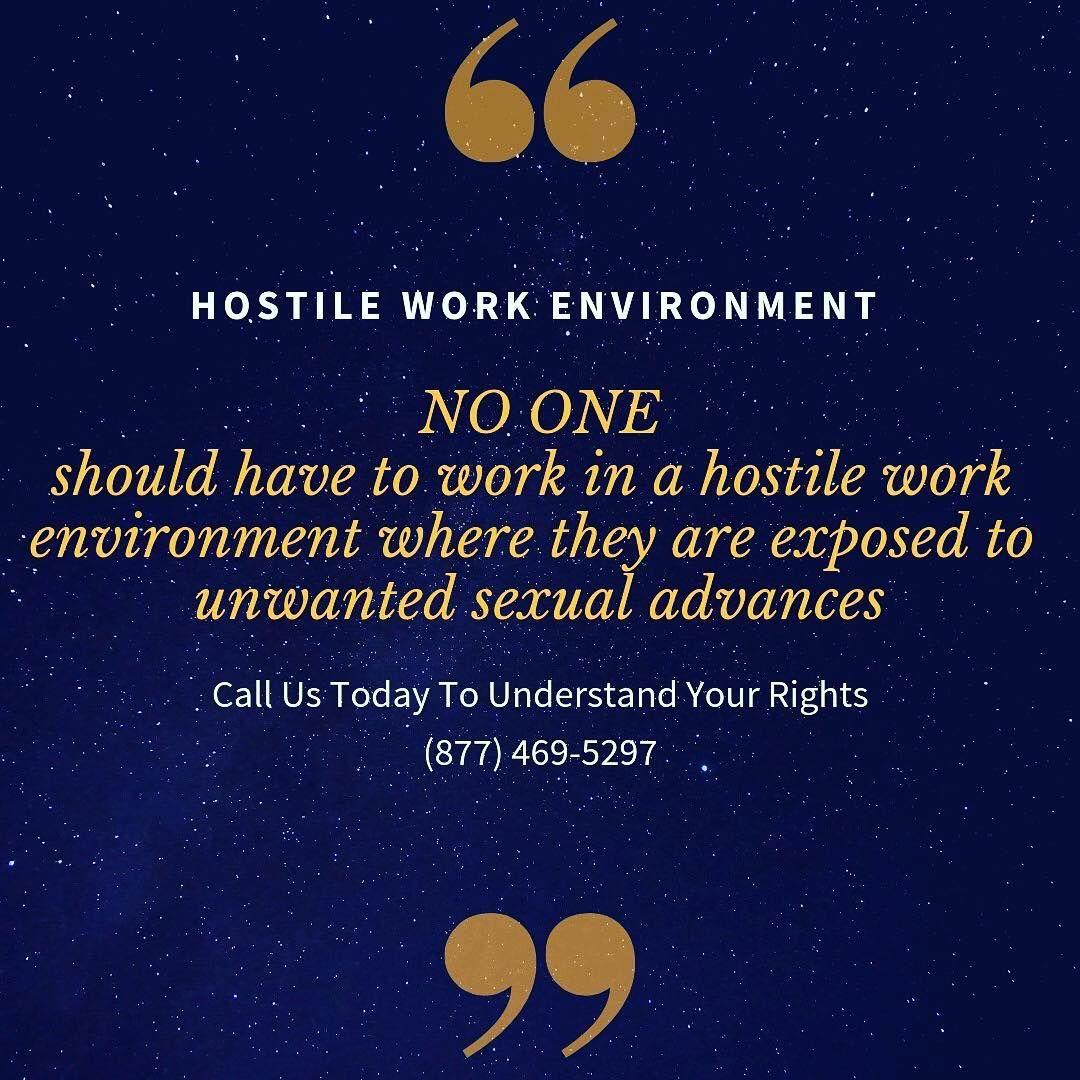#hostileworkenvironment #workplaceculture #discrimination