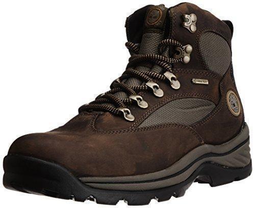 Timberland - Zapatillas de Piel para hombre Marrón marrón, color Marrón, talla 43 EU
