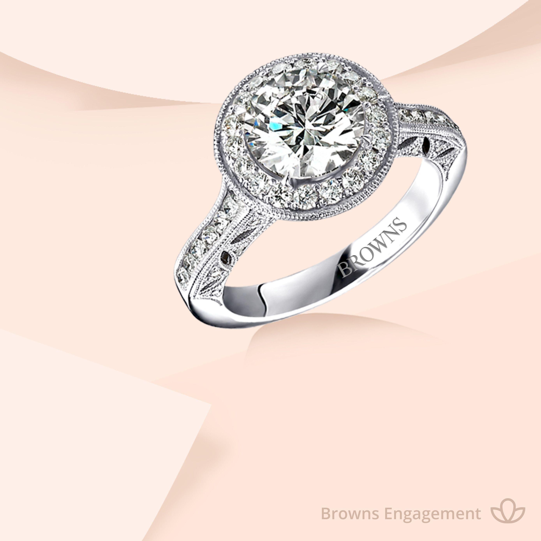 Engagement Rings  Browns Engagement Rings  Engagement