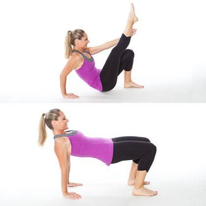5 moves 400 muscles  at home workouts workout for
