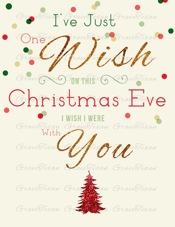 Merry Christmas Darling Print (With images) | Merry ...