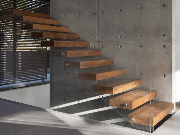 Best Internal Staircases Elements On Archilovers Stairs Design Modern Stair Railing Design 400 x 300