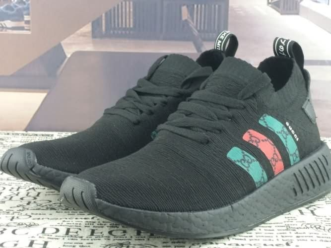 9e05cd5b89877 Cheap Adidas NMD R2 GUCCI Unisex Boost Black to Discount Only Price  60 To  Worldwide-Free Shipping WhatsApp 8613328373859