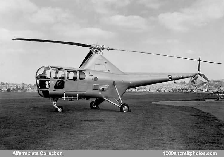 Westland WS.51 libélula HR.Mk.3 | Westland helicopters ...