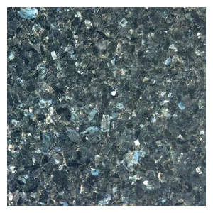 Polished Gray Blue Pearl Granite Tile 18 X18 Traditional Wall And Floor Tile By White Marble T In 2020 Blue Pearl Granite Granite Slab Slab Granite Countertops