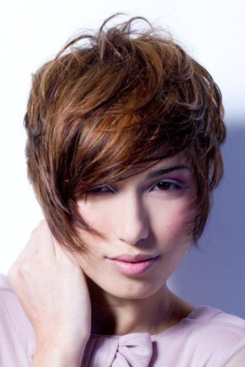 kurze braune haare | desired.de in 2020 | bob frisur, bob
