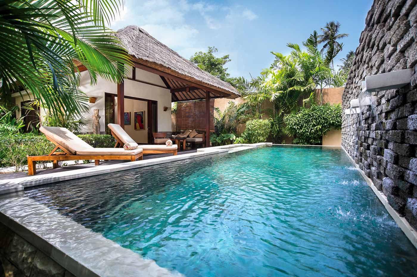 Qunci Villas One Bedroom Pool Villa in Senggigi Lombok