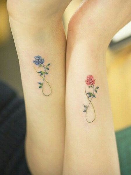 25 Meaningful Sister Tattoo Ideas for 2020 - The Trend Spotter