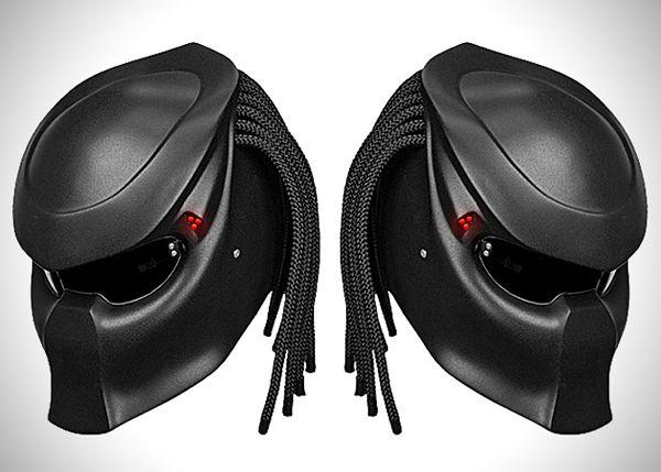 15 casques moto qui ne passeront pas inaperçus!