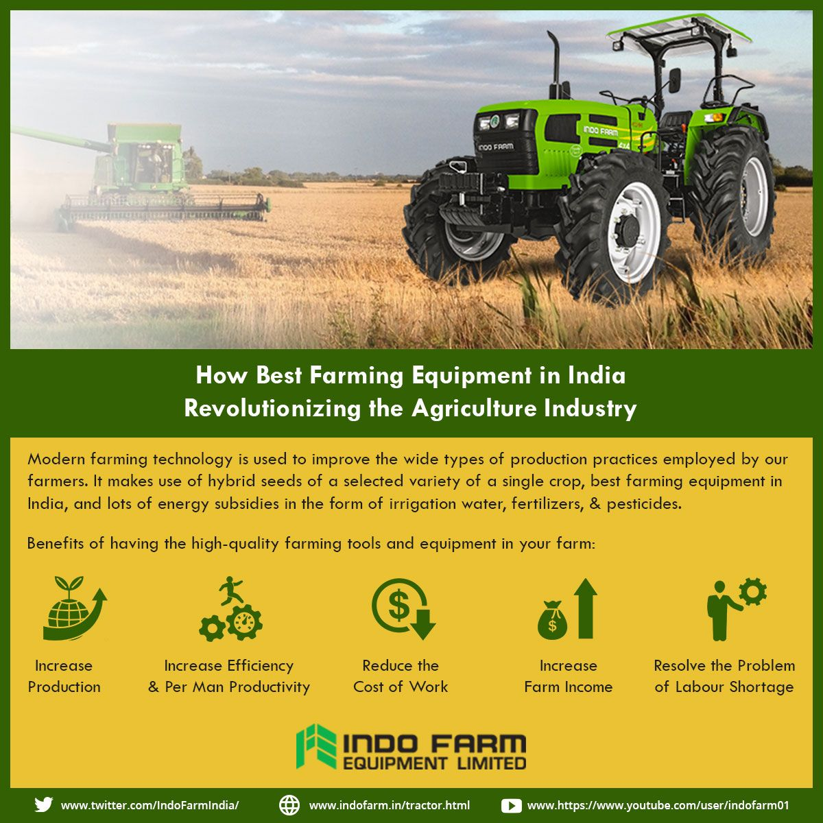 Are You Looking For India S Best Tractors Manufactures Offering