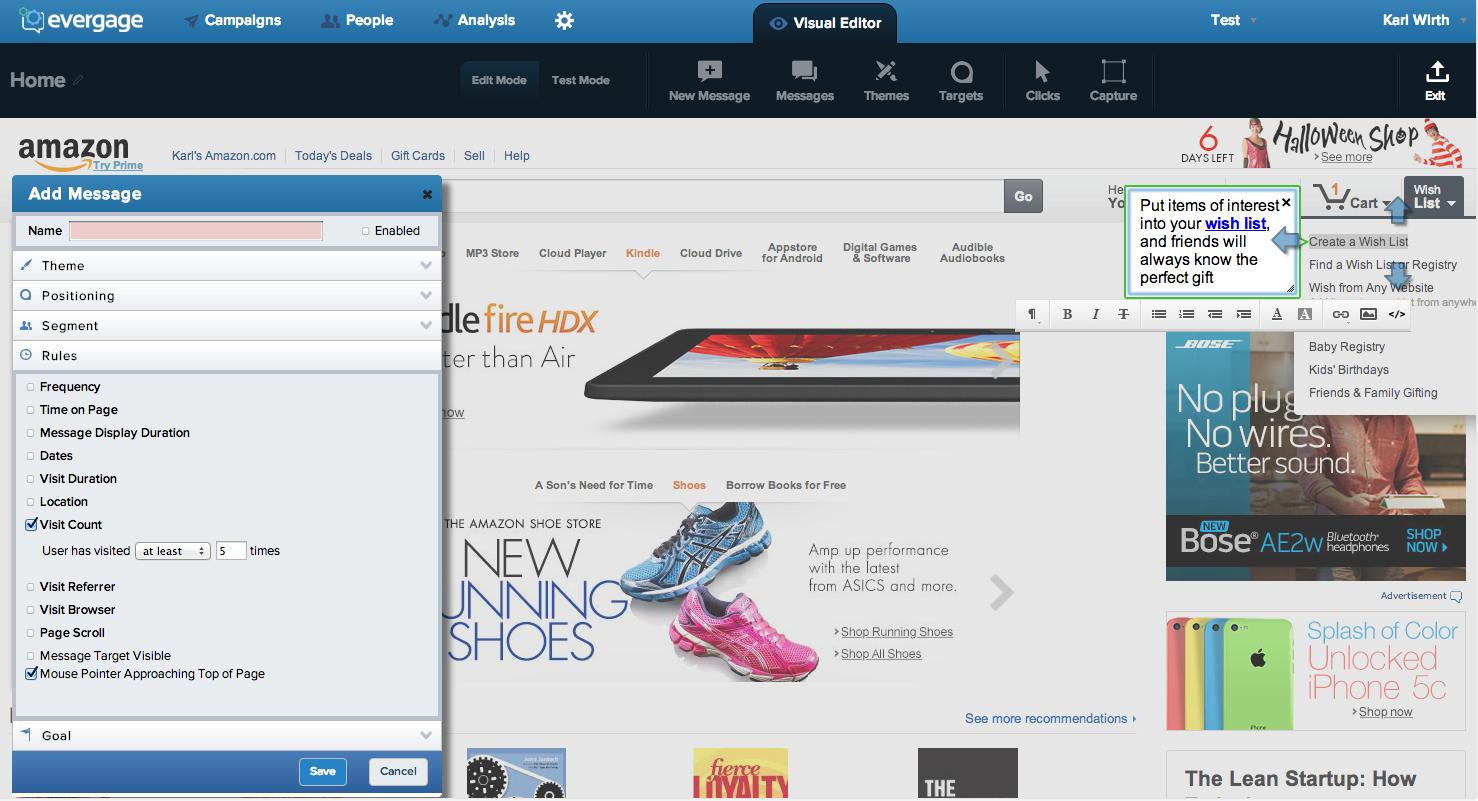 Zalora Enhances Customer Experiences Through a Single Personalization Platform from Evergage | http://goo.gl/9dk4ld
