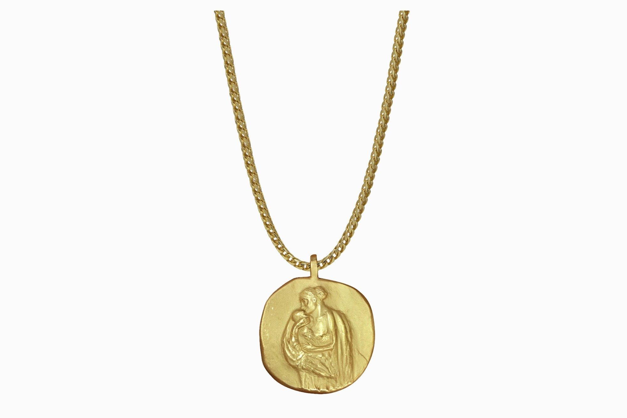 if co gold pages with lion img pendant chain discover pendants