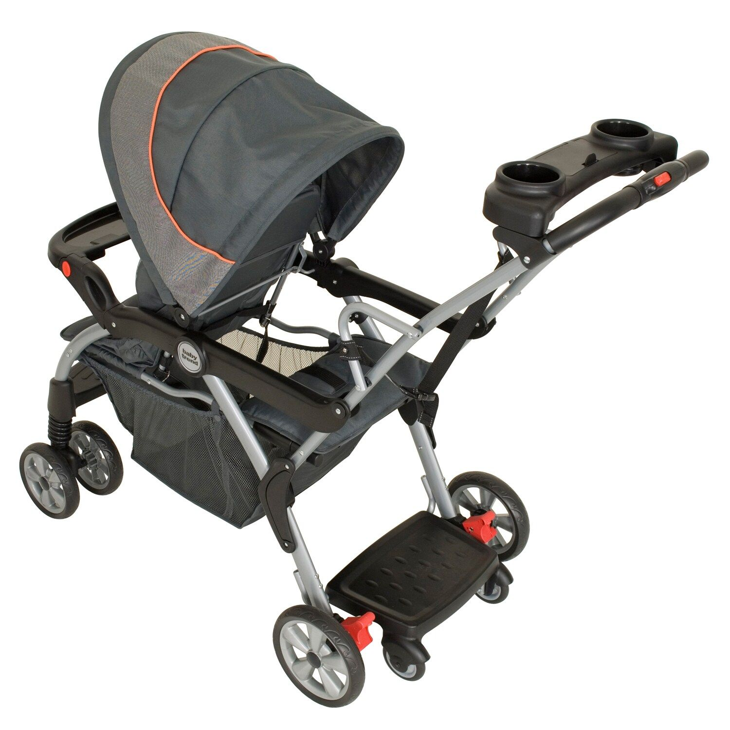 Baby Trend Sit 'N Stand Deluxe Stroller Sit, Trend,