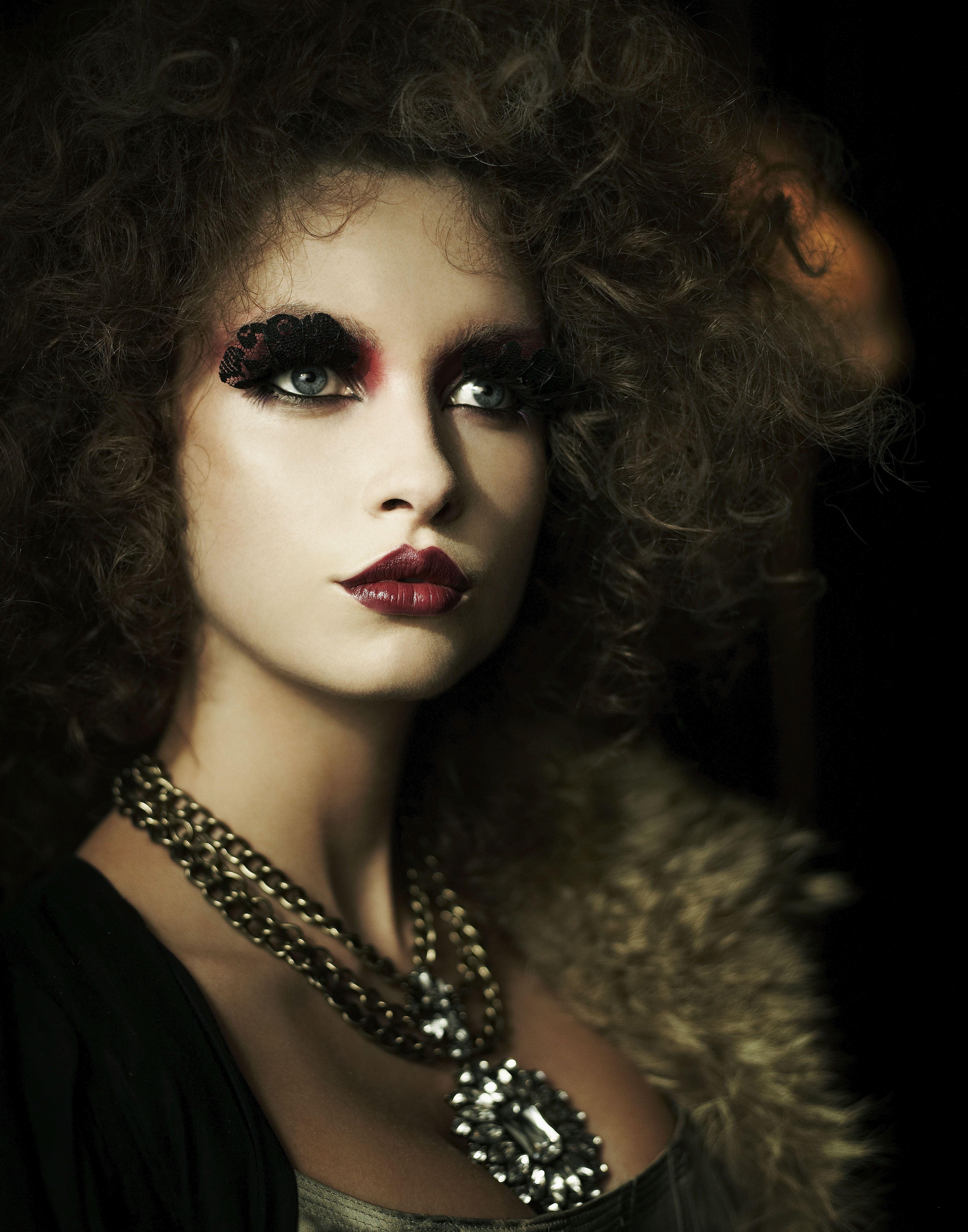 gothic Professional makeup artist, Makeup