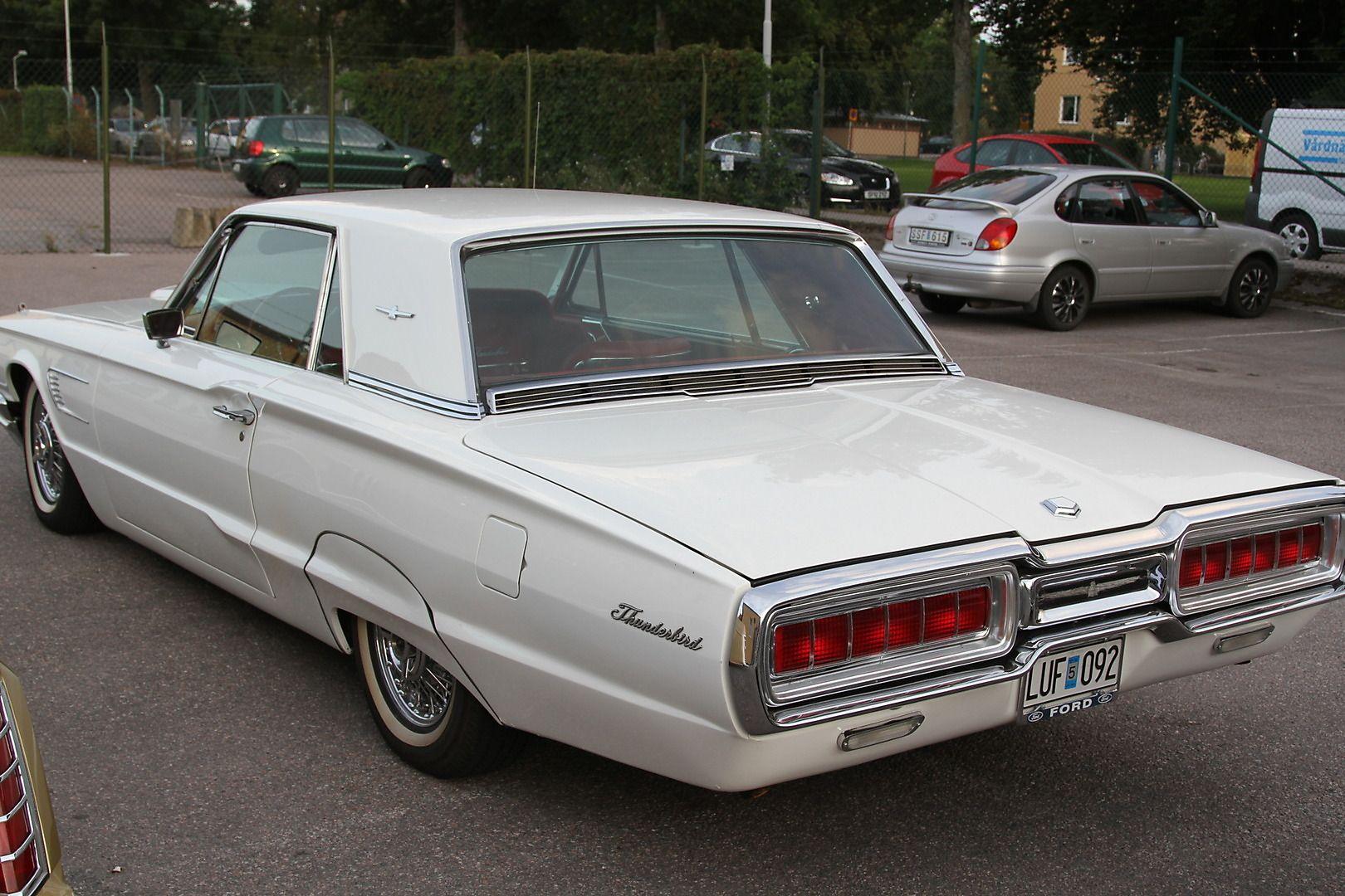 Bilder för 88719. Ford Thunderbird, 1965. – Auctionet
