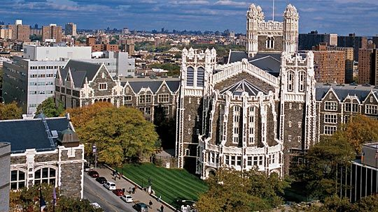 Sheppard Hall And The Rest Of Ccny City University Of New York City College Campus In New York New York Campus Students Colle City College City College