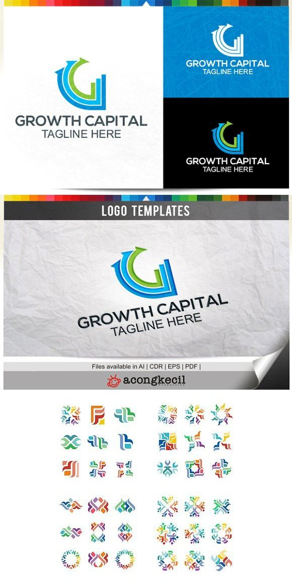 Growth Capital (With images) Education design, Growth