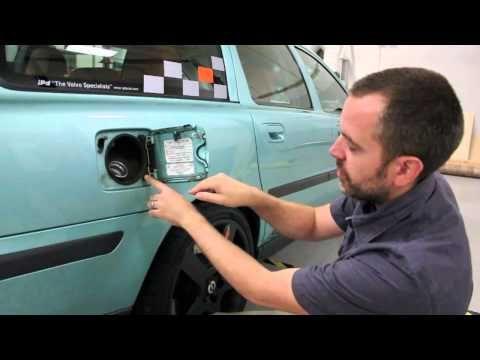 Ipd Volvo Gas Door Hinge Repair With Images Door Hinge Repair Door Hinges Repair