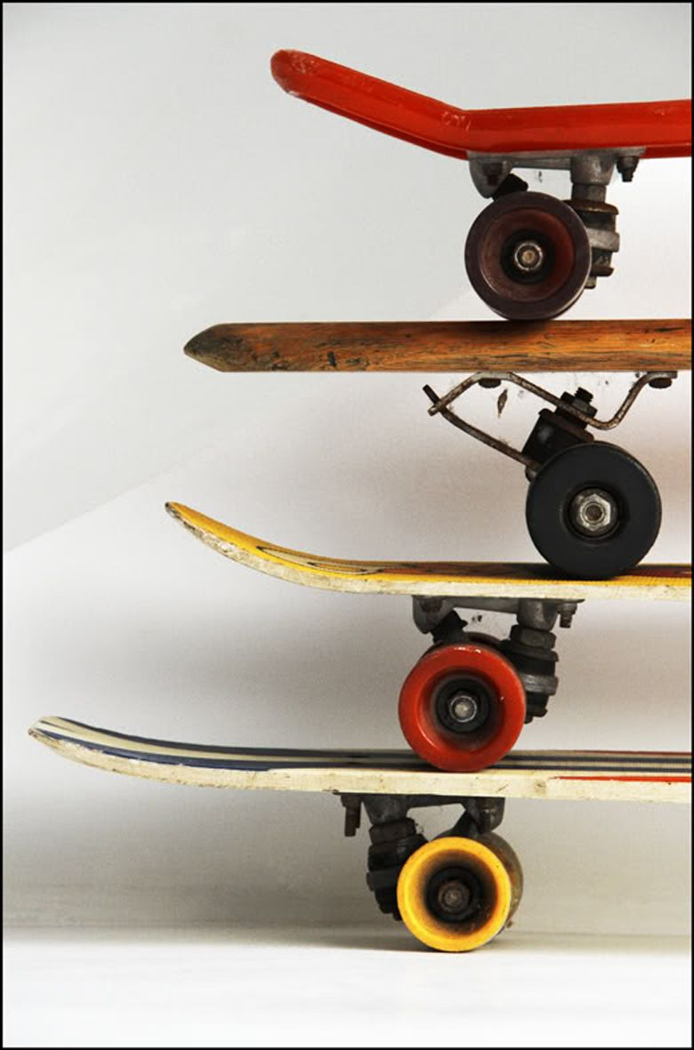 Old school rides  skateboard love  79385a125be